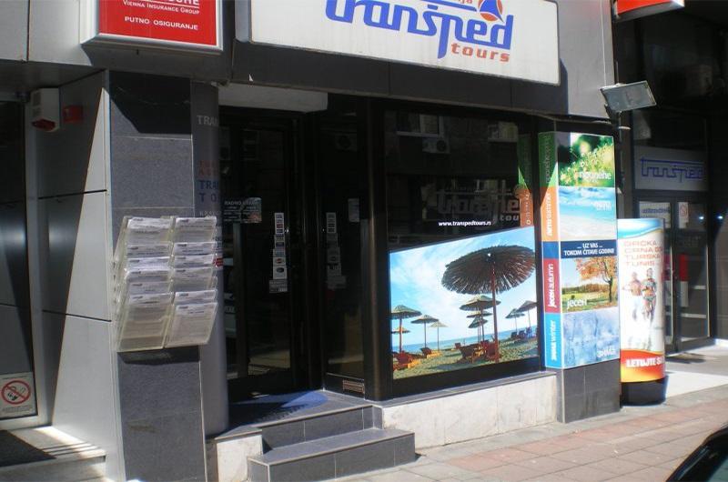 Turistička agencija Tranšped Tours